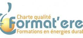 Logo Charte qualité Format eree