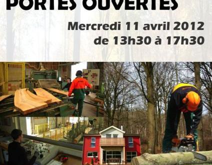 Lycée des métiers du bois d'Envermeu Portes ouvertes