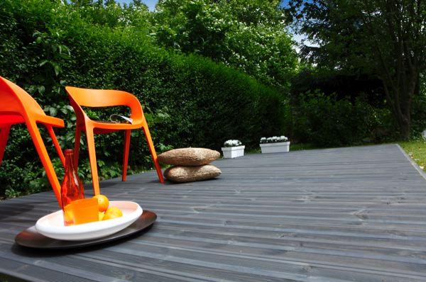Terrasse en pin autoclav et satur - Terrasse pin autoclave ...