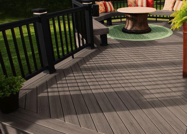 lames en bois composite pour terrasse. Black Bedroom Furniture Sets. Home Design Ideas