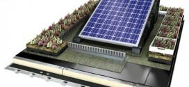 Production d'énergie et végétalisation