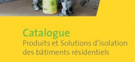 couverture catalogue solutions isolations