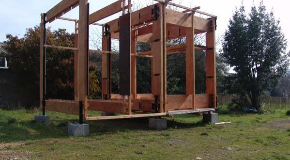 Maisons modulaires en bois 750 euros le m tre carr for Construction maison 60m2