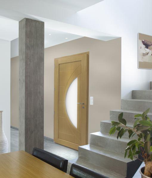 portes mixtes bois alu extension de gamme. Black Bedroom Furniture Sets. Home Design Ideas
