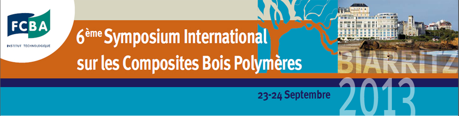 Symposium international composites bois polymères