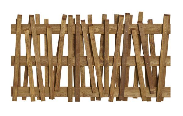cloture en bois woodsurfer. Black Bedroom Furniture Sets. Home Design Ideas