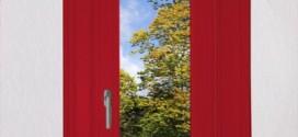 Design épuré pour fenêtres bois