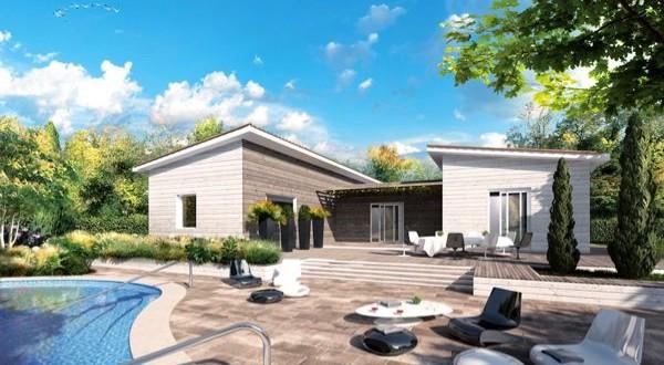 panneaux photovolta ques gratuits pour maisons bois. Black Bedroom Furniture Sets. Home Design Ideas