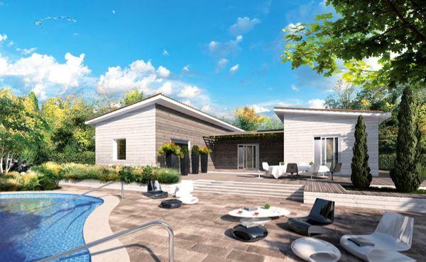 Panneaux photovoltaïques gratuits pour maisons bois  Woodsurfer