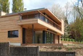 Les 9 Lauréats du Prix Bois Construction et Environnement de Basse-Normandie ont été dévoilés