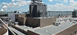 Inauguration officielle des usines françaises de Pavatex