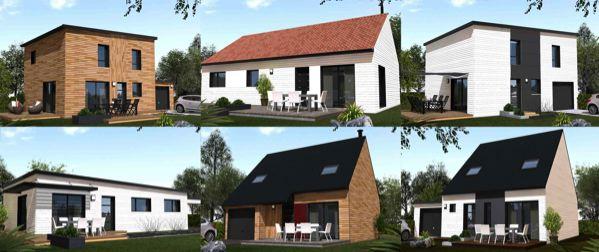 Tr cobat lance le concept de la maison bois collaborative for Modele maison trecobat