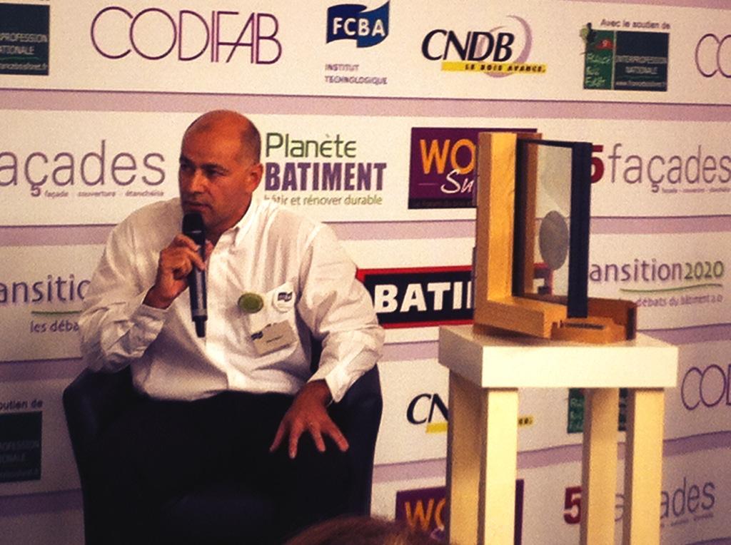 Marc Sigrist ingénieur FCBA