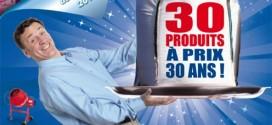 Publicité BigMat 30 ans