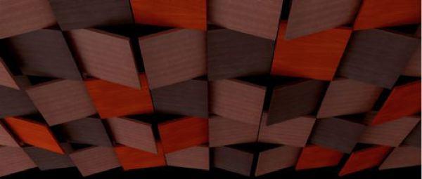Plafond en relief