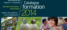 Catalogue formation 2014