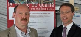 Philippe Roux , président de la FFB-CMP
