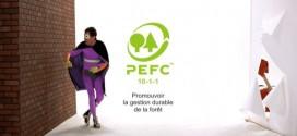 Publicité PEFC
