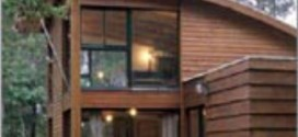 Livre Maisons bois, construction et art de vivre
