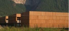 Bâtiment bois