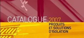 Catalogue Produits et solutions d'isolation Isover