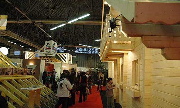 Espace construction bois au salon habitat d co de nancy for Salon habitat nancy