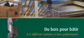 Du bois pour bâtir