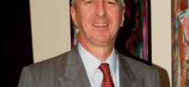 Géraud Spire, président d'UFEMAT