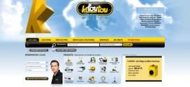 Site internet Kiloutou