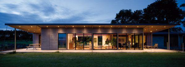 Prix maison bioclimatique - Maison passive - m