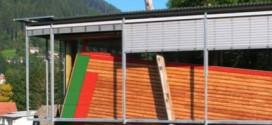 Les extensions en bois