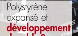 Polystyrène expansé et développement durable
