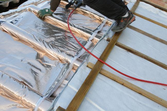 Isolation toiture woodsurfer - Triso super 12 boost ...