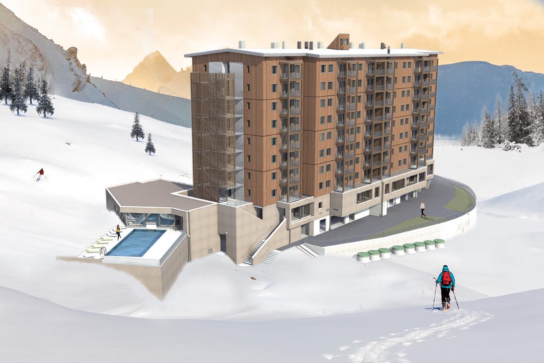 Construction modulaire: Ossabois donne le tempo