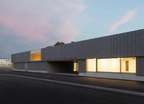 École Hubert-Reeves, Champagnole (39) – Partie Architecturale